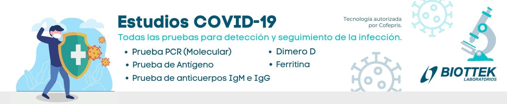 Estudios COVID.